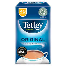 Tetley Original Tea Bags x40