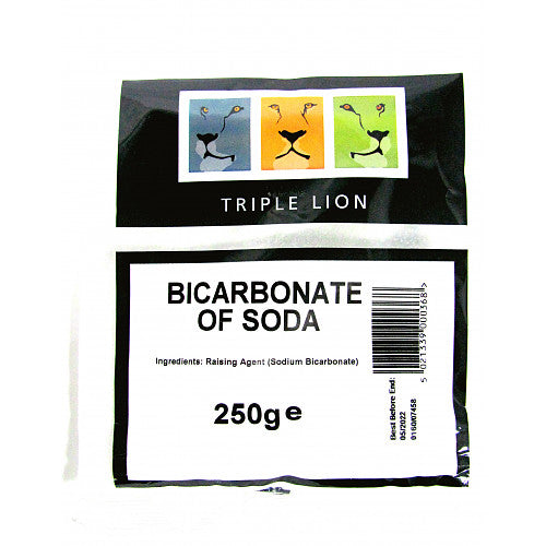 Triple Lion Bicarb Soda 250g