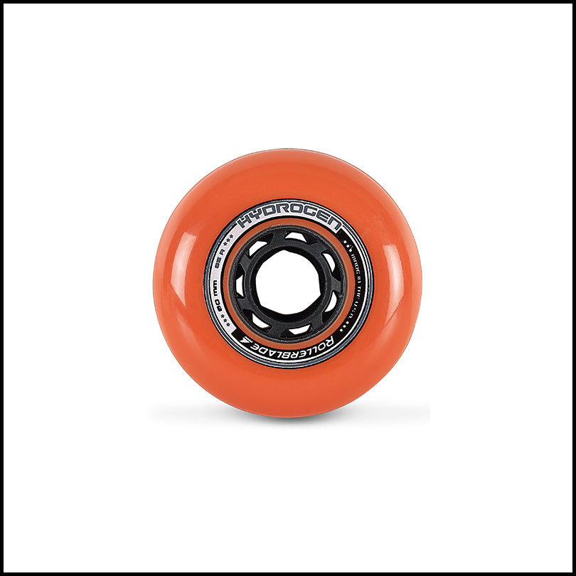 Rollerblade Hydrogen Urban Orange<br>80mm / 85a (4)