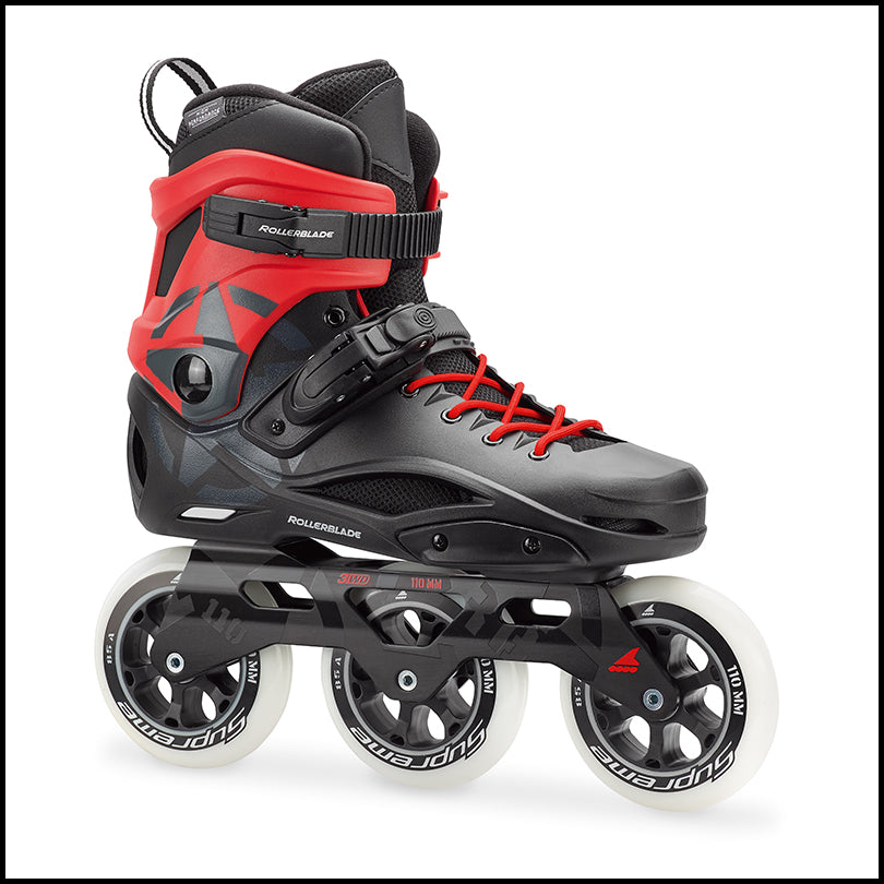 Rollerblade RB 110 3WD Red