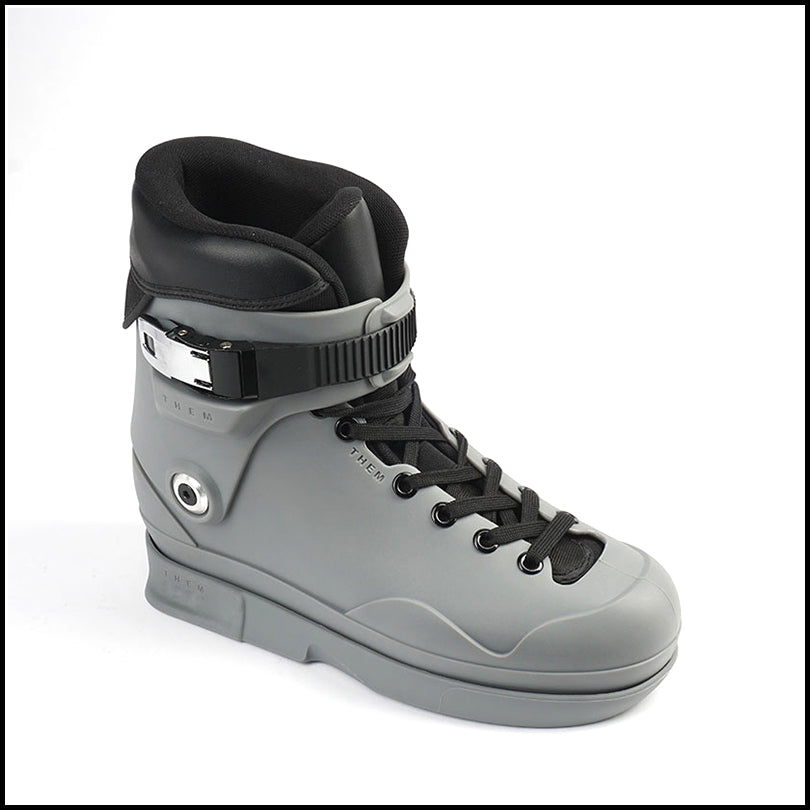 Them Skates 909 Grey Boot (Pre Order)