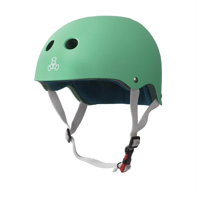 Triple 8 Certified Sweatsaver Helmet Mint Green