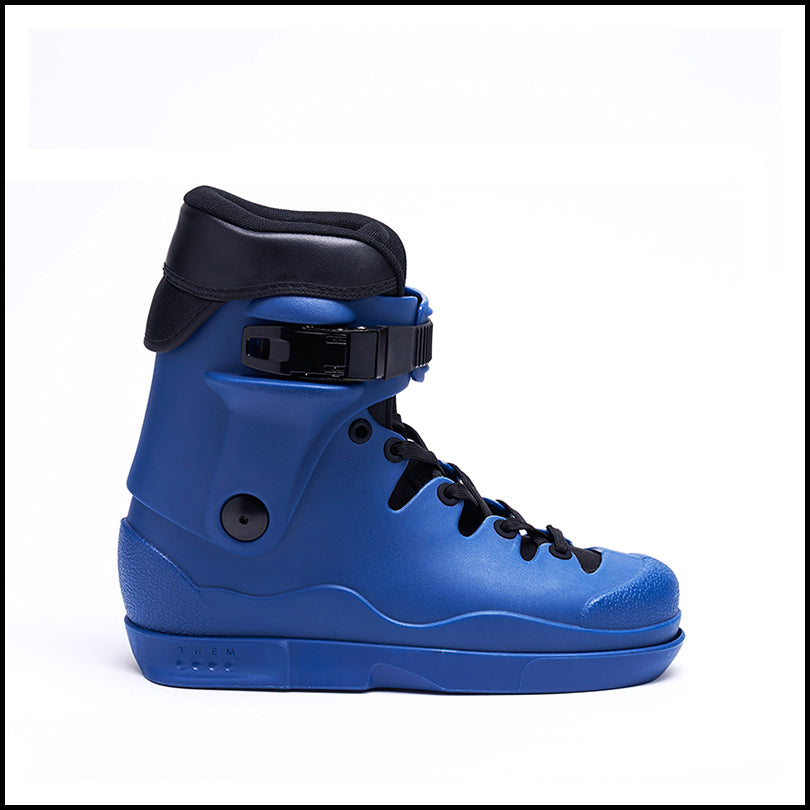 Them Skates 908 Blue Boot