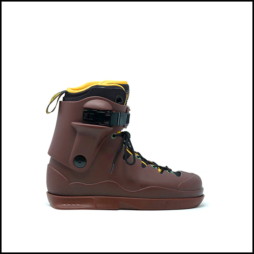 Them Skates 908 Edition II Sean Darst Boot<br>With Intuition Liner