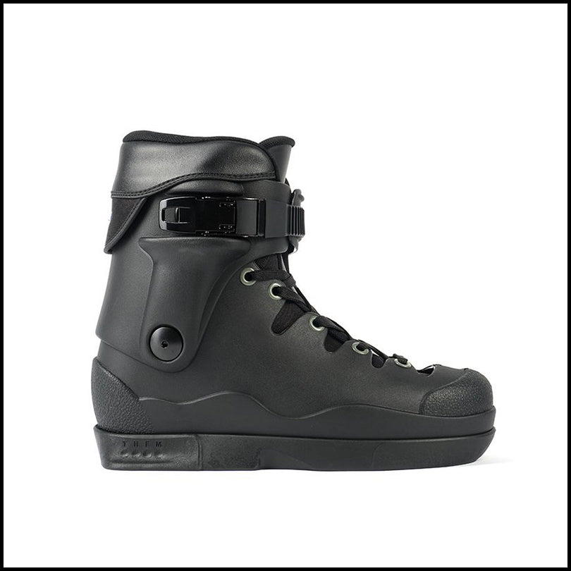Them Skates 908 L.E. Black Boot