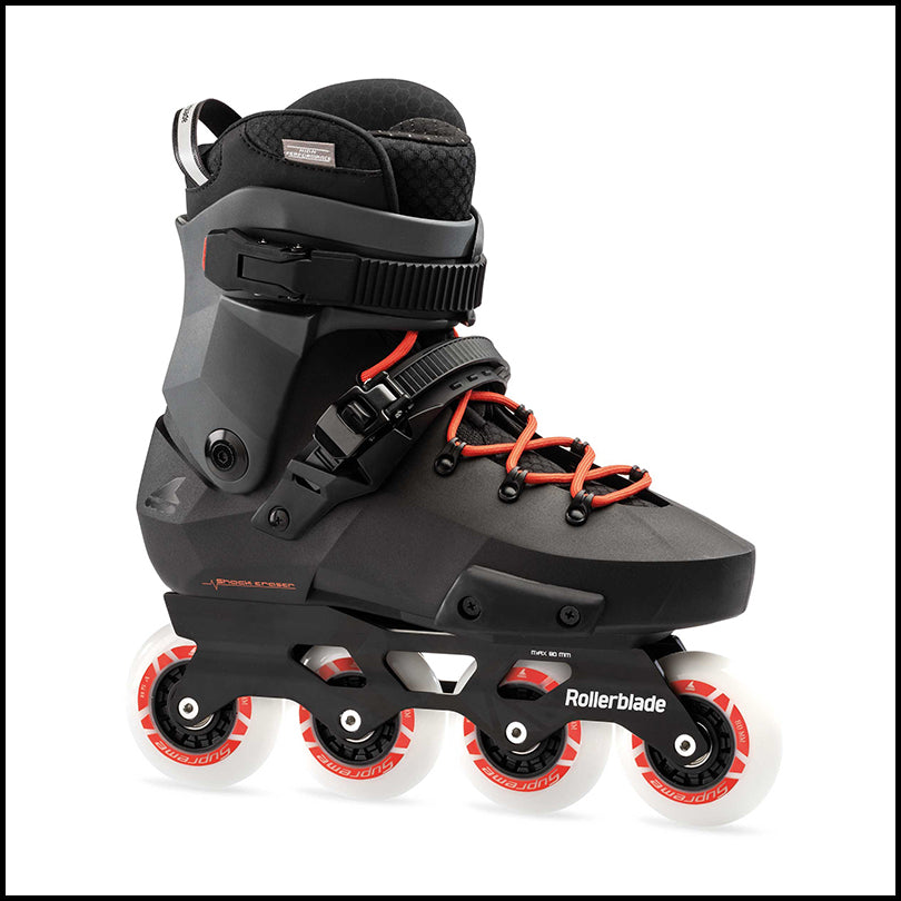 Rollerblade<br> Twister Edge Black Red