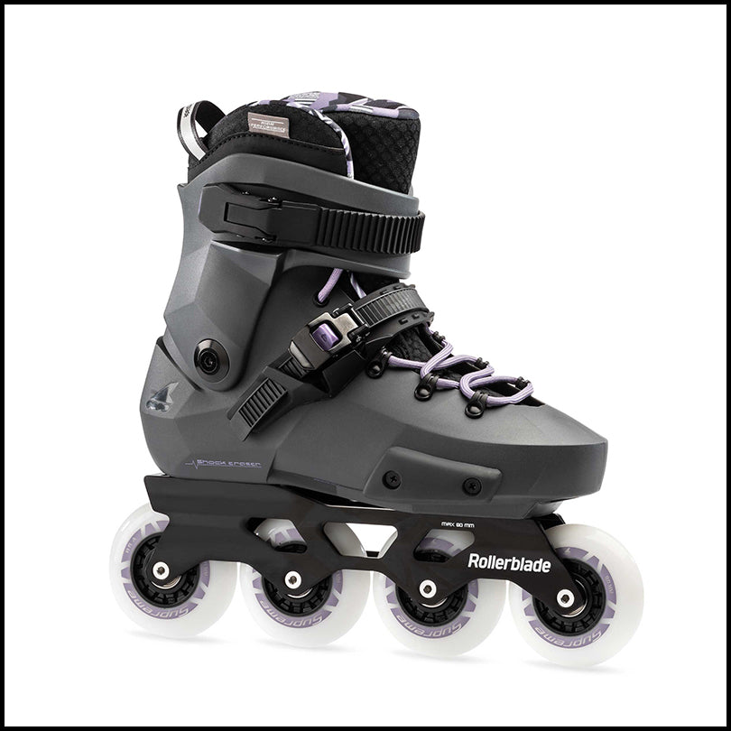 Rollerblade<br> Twister Edge Women Slate Lilac