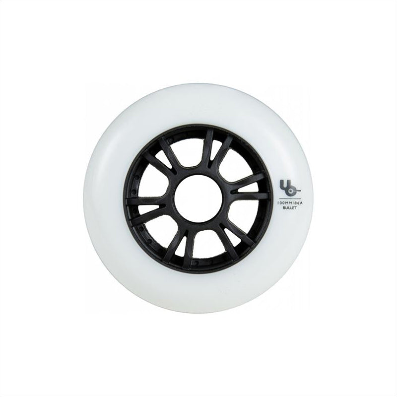 Undercover Team Blank Wheel <br> 100mm / 86a (1)