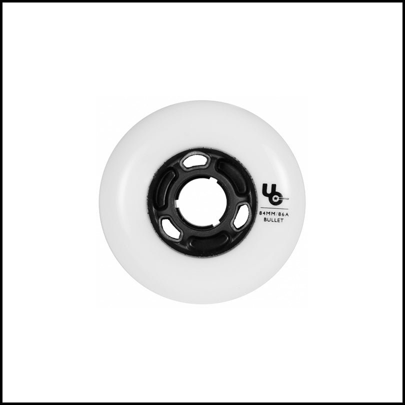 Undercover Team Blank Wheel <br> 84mm / 86a (4)