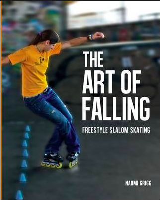 """The Art of Falling"" Book"