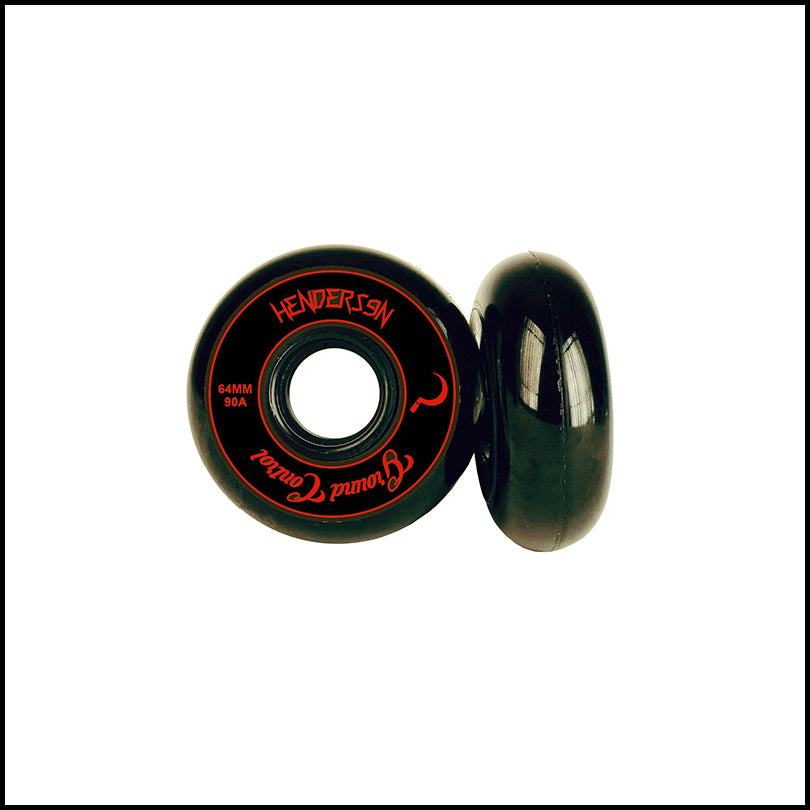 Ground Control Henderson Wheel<br>64mm/90a (4)