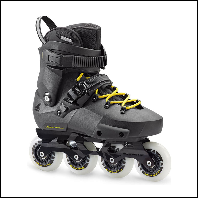 Rollerblade<br> Twister Edge Black Yellow