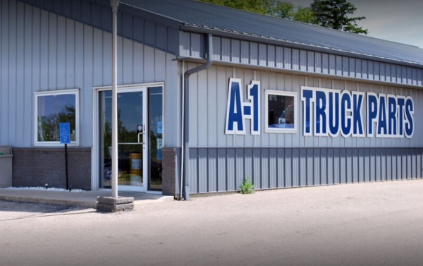 A1 Truck Parts Bad Axe Store Location
