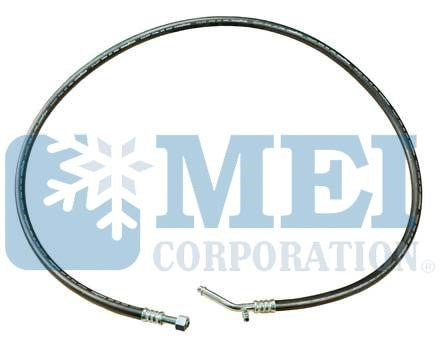 "91"" Suction Hose Assembly for Kenworth Trucks, 99"" Overall Length 