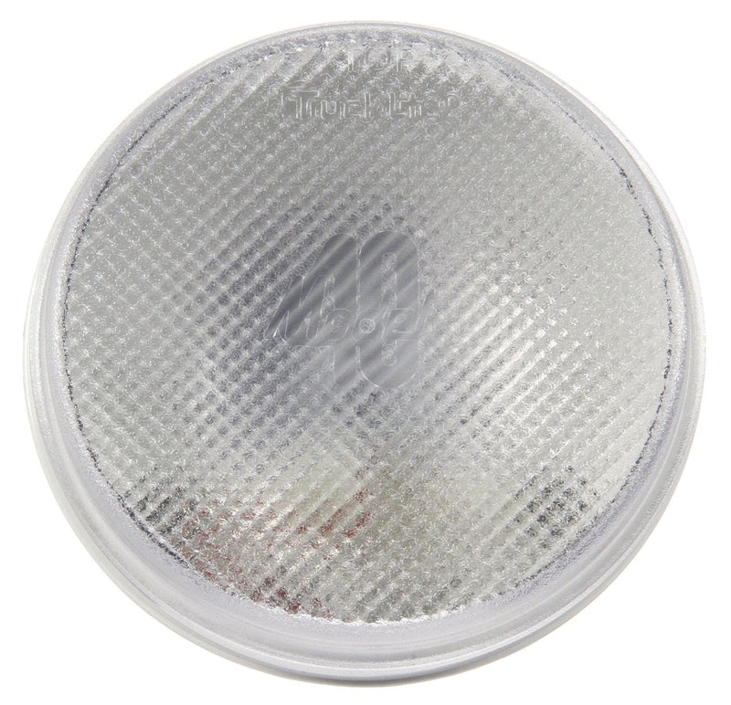 "40 Series Clear Incandescent 4"" Round Dome Light, PL-2 & Grommet Mount 