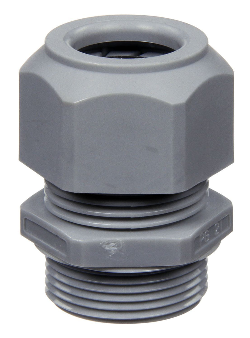 "Super 50 3 Conductor Compression Fitting, .45"" x .19"" 