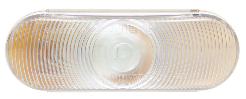60 Series Clear Incandescent Oval Back-Up Light, PL-2 & Grommet Mount | Truck-Lite 60284C