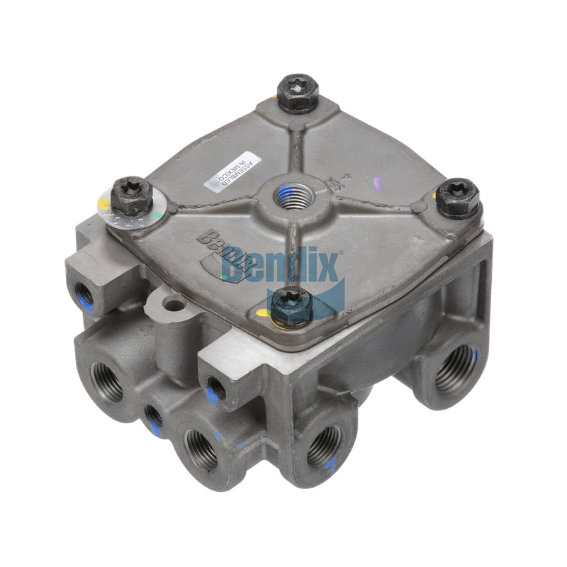 R-12 Relay Valve with Horizontal Ports | Bendix 801123 - A-1 Truck Parts
