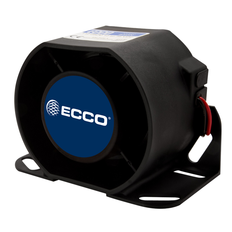 Tonal 2 Bolt Back Up Alarm, 112 dB(A) | ECCO 850N