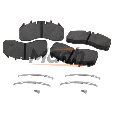 EX225H2 Air Disc Brake Pad Kit | MACH GMD1311H