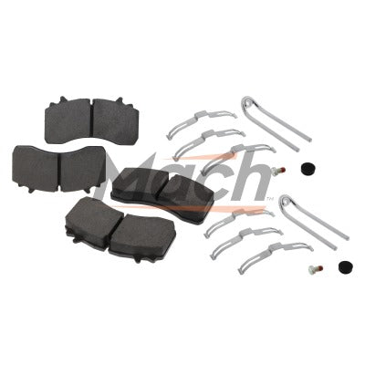 Pan 22 Air Disc Brake Pad Kit | Mach GMD1777H
