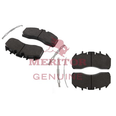 EX225H2 Air Disc Brake Pad Kit | Meritor KIT2252H2BA2
