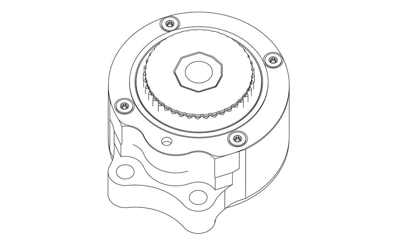 Belt Tensioner Housing Assembly | Kit Masters TS010
