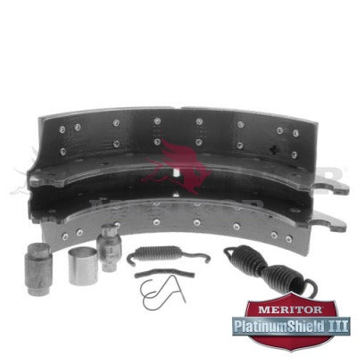 Fras-Le Lined Brake Shoe Kit | Remanufactured | Fras-Le XK3124670Q