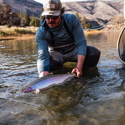 John Day Steelhead