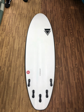 6'0 Slater Designs Hydro Short
