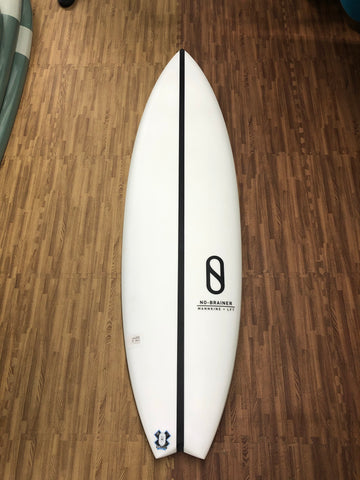 6'0 Slater Designs No Brainer