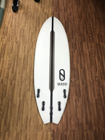 5'4 Slater Designs No Brainer