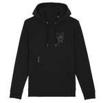 Load image into Gallery viewer, Zea Unisex Hoodie front