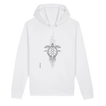 Load image into Gallery viewer, Japonica Unisex Hoodie side
