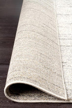 Load image into Gallery viewer, Aspect Riverside Flow Grey Runner Rug