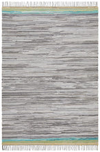 Load image into Gallery viewer, Atrium Boho Whimsical Rug Grey
