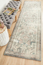 Load image into Gallery viewer, Avenue 704 Silver Runner Rug