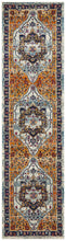 Load image into Gallery viewer, Babylon 201 Rust Runner Rug