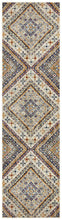 Load image into Gallery viewer, Babylon 203 White  Runner Rug