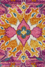 Load image into Gallery viewer, Babylon 210 Fuchsia  Round Rug