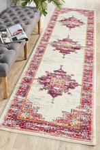 Load image into Gallery viewer, Babylon 211 Pink  Runner Rug