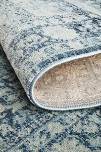 Calypso Collection 6106 Blue Rug