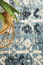 Load image into Gallery viewer, Calypso Collection 6108 Blue Rug