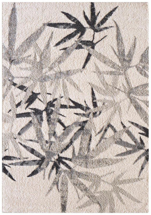 Capri Palm Springs Natural And Grey Rug