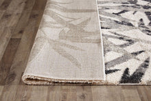 Load image into Gallery viewer, Capri Palm Springs Natural And Grey Rug
