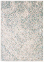 Load image into Gallery viewer, Capri Kasey Star Dust Modern Rug Natural Soft Blue