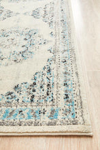 Load image into Gallery viewer, Century 922 White Runner Rug