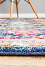 Load image into Gallery viewer, Century 933 Navy Rug