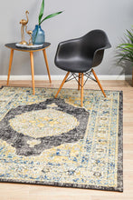 Load image into Gallery viewer, Century 955 Charcoal Rug
