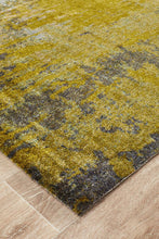 Load image into Gallery viewer, City Monet Stunning Olive Green Rug